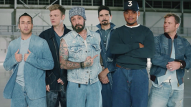 chance the rapper backstreet boys collabroation super bowl commercial ad doritos