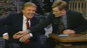 TV Video Conan Trump Condom Humiliate