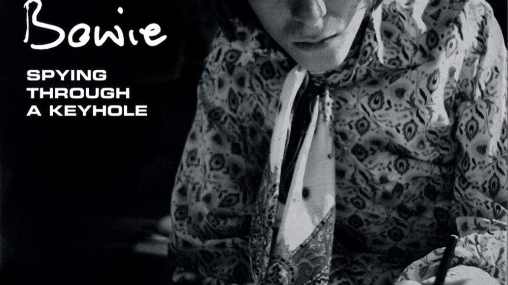 david bowie spying through a keyhole demos 7-inch box set cover artwork