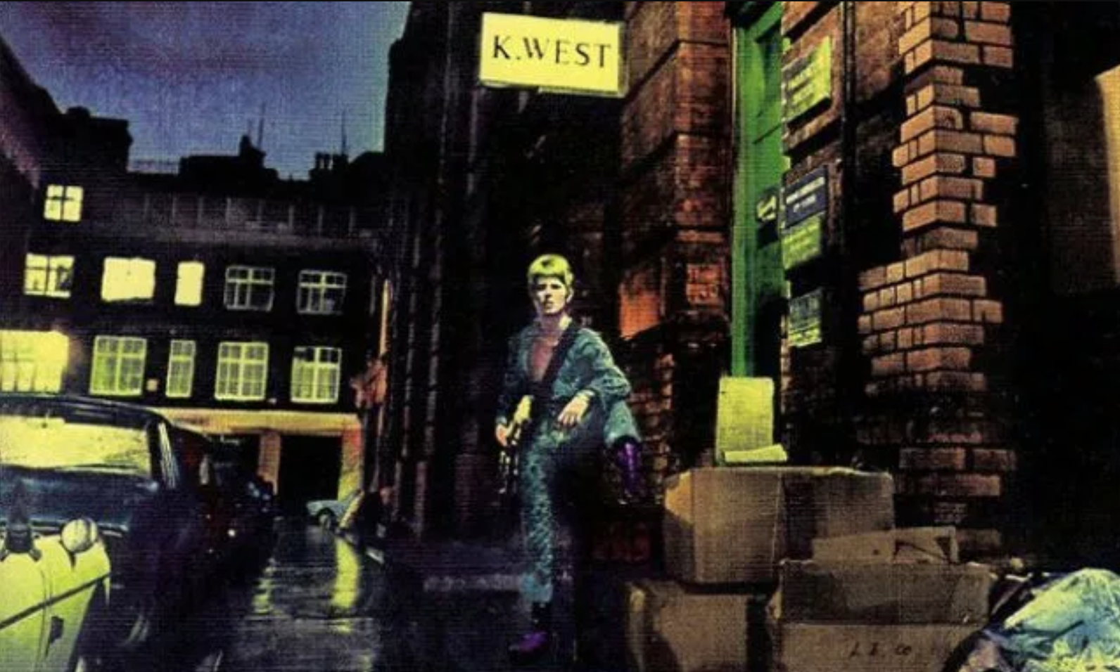 David Bowie-best concept albums