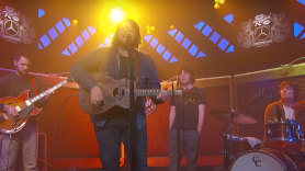 Jeff Tweedy on Jimmy Kimmel Live