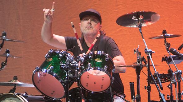 Metallica's Lars Ulrich