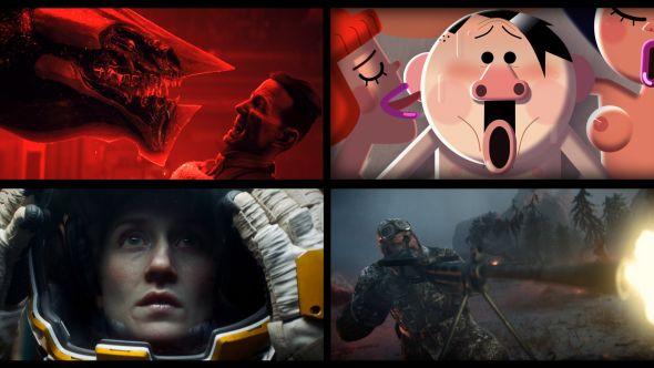 Love, Death, and Robots Netflix David Fincher Tim Miller