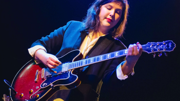 "Lucy Dacus cover ""La Vie en Rose"" 2019 song series folk music Top Rock Albums Decade 2010s"