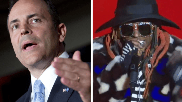 Kentucky Governor Matt Bevin slams Lil Wayne's halftime show performance
