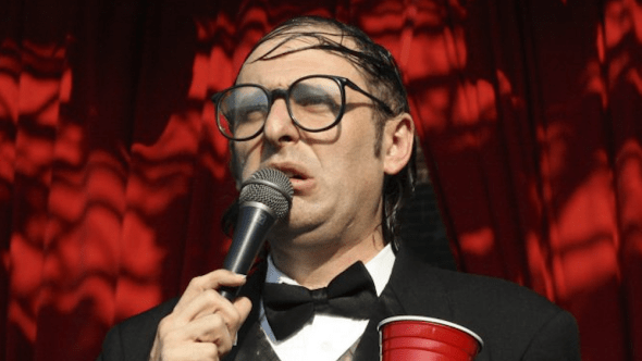 """Stream Neil Hamburger """"The Luckiest Man in This Room"""" new song"""