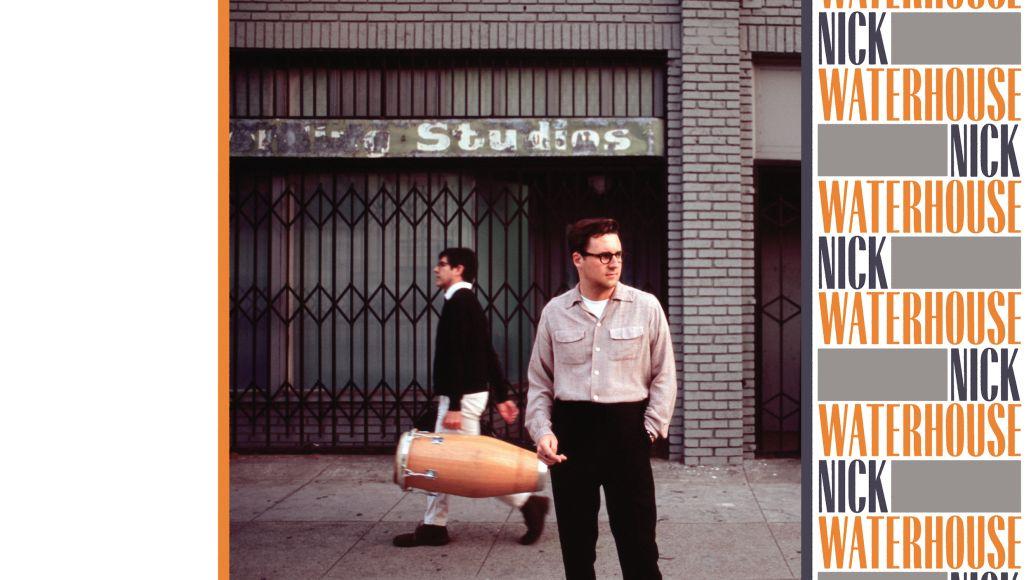 Nick Waterhouse Album Announcement New Record Self-Titled Album Artwork
