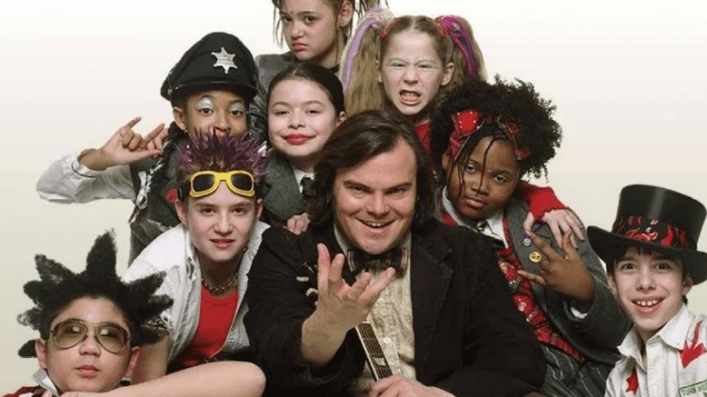 School of Rock Kids reunite