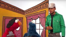 "Chance the Rapper on ""Sesame Street"""