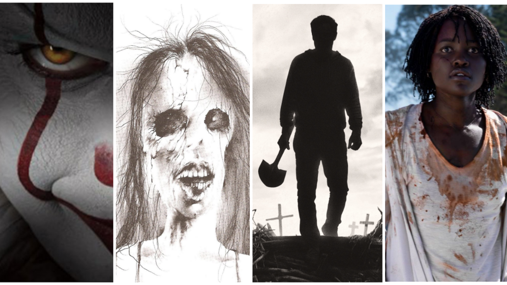 It: Chapter Two, Scary Stories, Pet Sematary, and Us