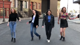 HAIM, Emma Stone, The Spice Girls, Pop, Charity, Lip-Sync