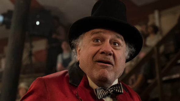 Danny DeVito, Tim Burton, Dumbo, Disney, Adaptation