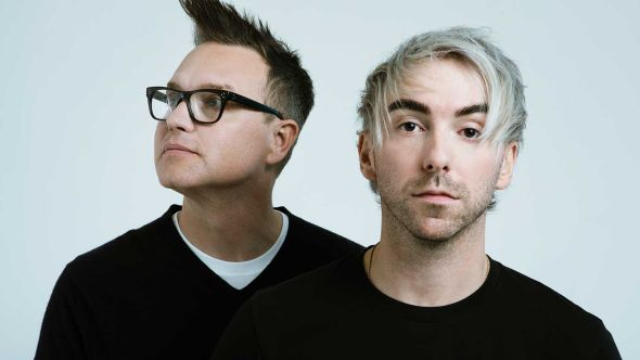 Simple Creatures Drug Mark Hoppus Alex Gaskarth