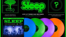 Sleep 4-LP Set