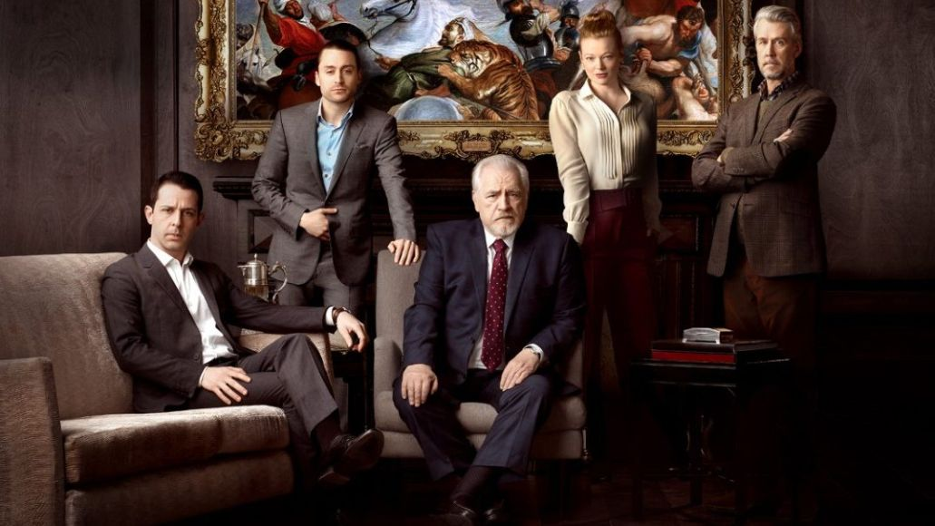 succession hbo series season 2