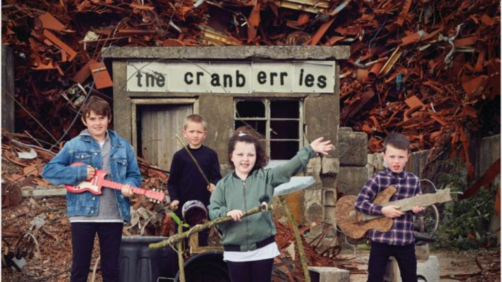 the cranberries in the end new album final The Cranberries announce final album with Dolores ORiordan, share All Over Now: Stream