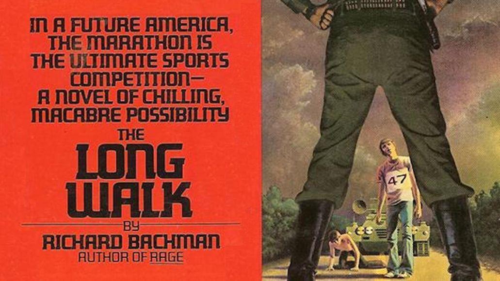 The Long Walk, Stephen King, Richard Bachman