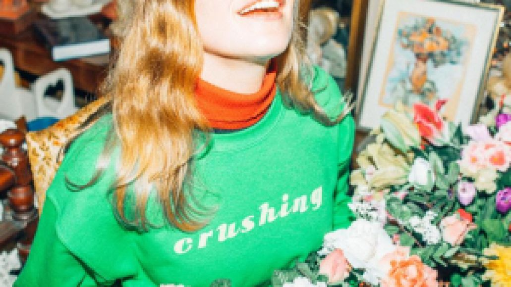 Julia Jacklin Crushing Artwork Pressure To Party New Music