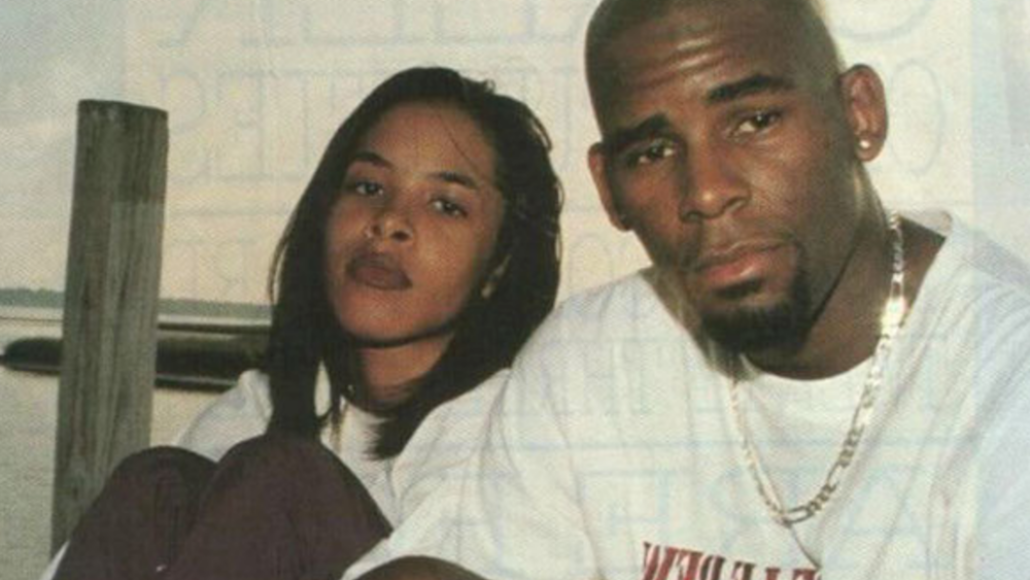 Video proves R Kelly knew Aaliyah age when they married