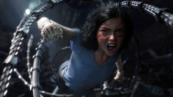 alita battle angel robert rodriguez james cameron rosa salazar movie