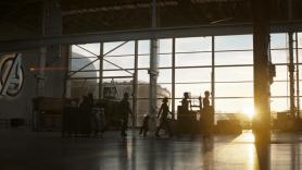 Avengers: Endgame Super Bowl Teaser