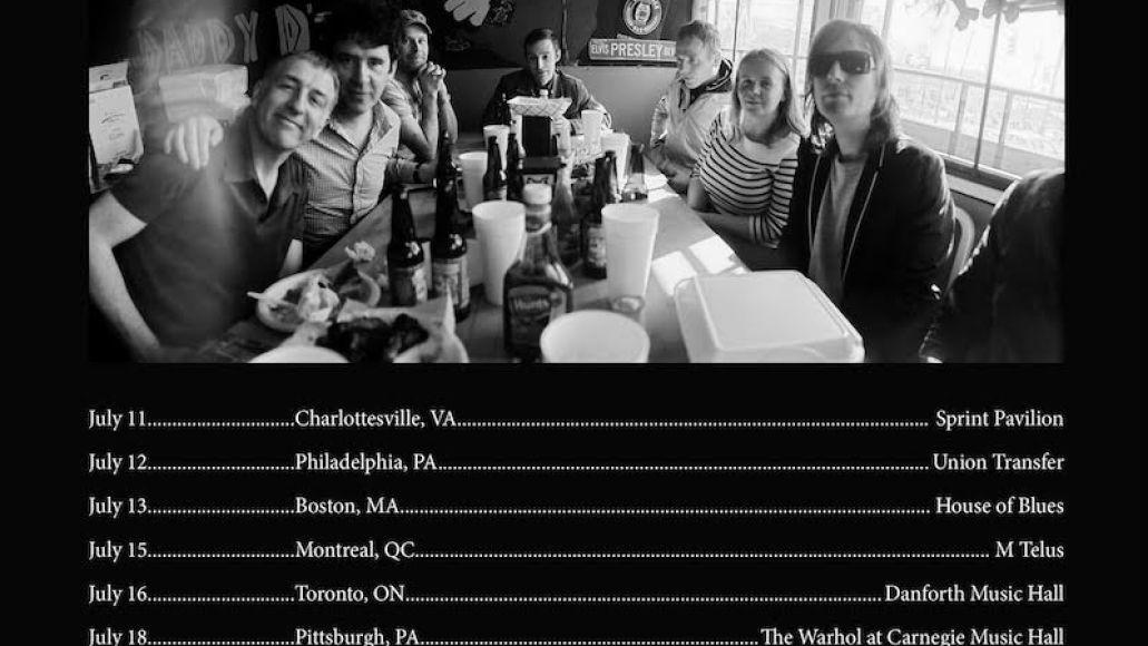 belle sebastian 2019 tour dates