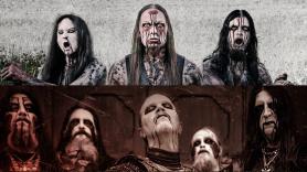 Belphegor and Dark Funeral