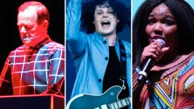 Kraftwerk, Jack White, and Lizzo