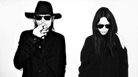 Cold Cave Wesley Eisold Amy Lee press photo Promised Land US Tour New Release Song Track Music Video