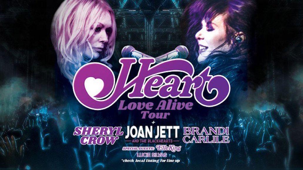 Heart Love Alive Tour Dates 2019