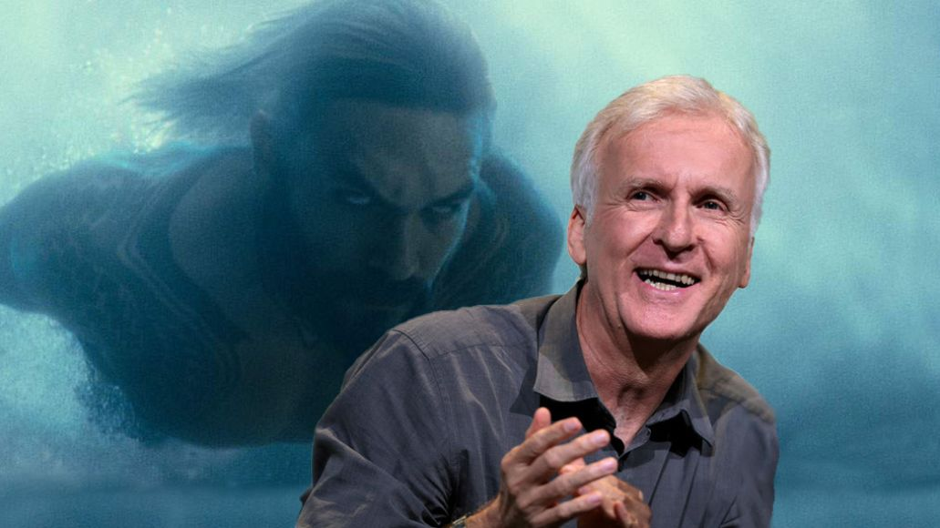 james cameron aquaman realism environmental diss compliment