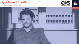 Kyle Meredith With Beirut