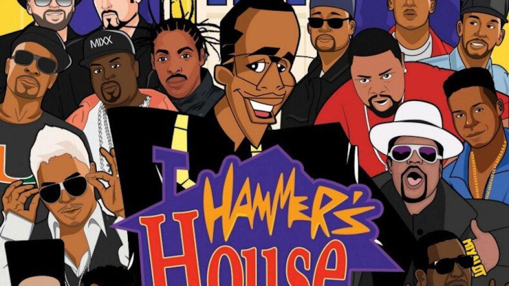 MC Hammer's House Party Tour Dates