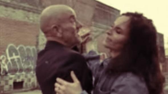 "Michael Stipe Rain Phoenix ""Time is the Killer"" song video collaboration"