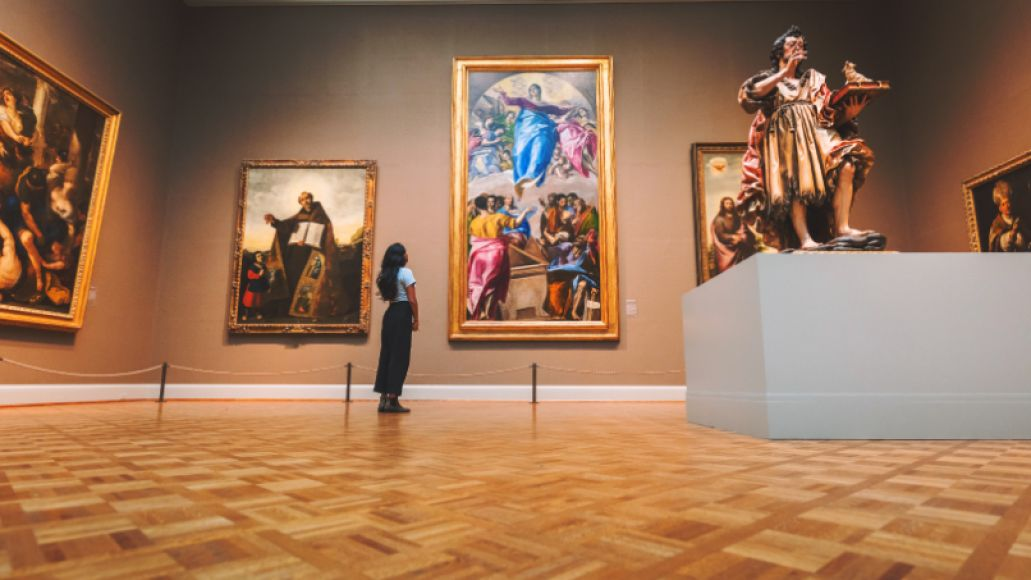 Midwinter 2019 at Art Institute of Chicago