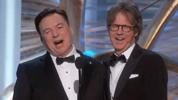 Mike Myers Dana Carvey 2019 Oscars Academy Awards Wayne's World Queen