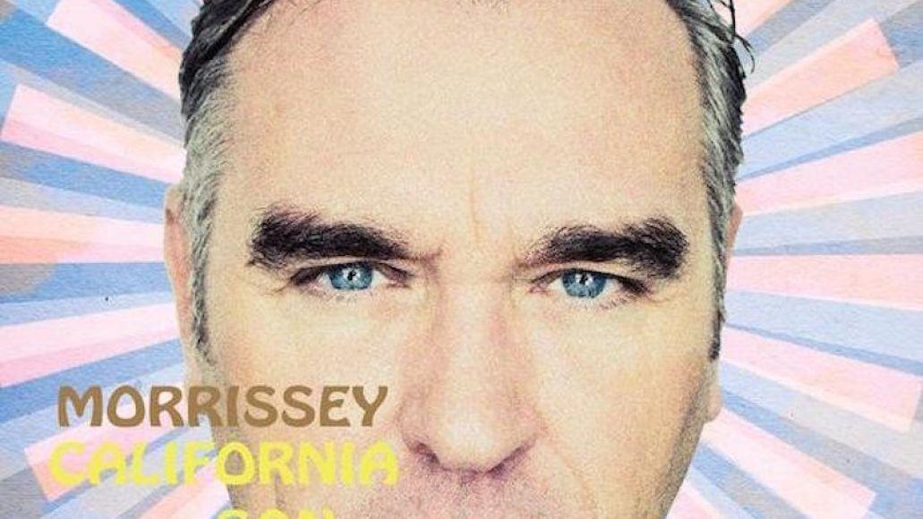 morrissey california son album artwork