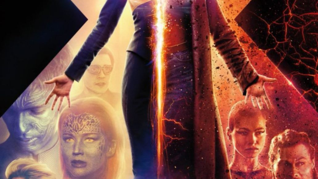 new x men poster dark phoenix 1200 1900 81 s New trailer for X Men: Dark Phoenix gets furious: Watch