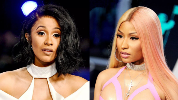 Nicki Minaj cancels BET Experience over Cardi B rap beef