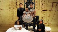 Offset Father of 4