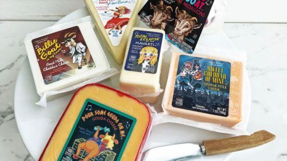ALDI Cheeses