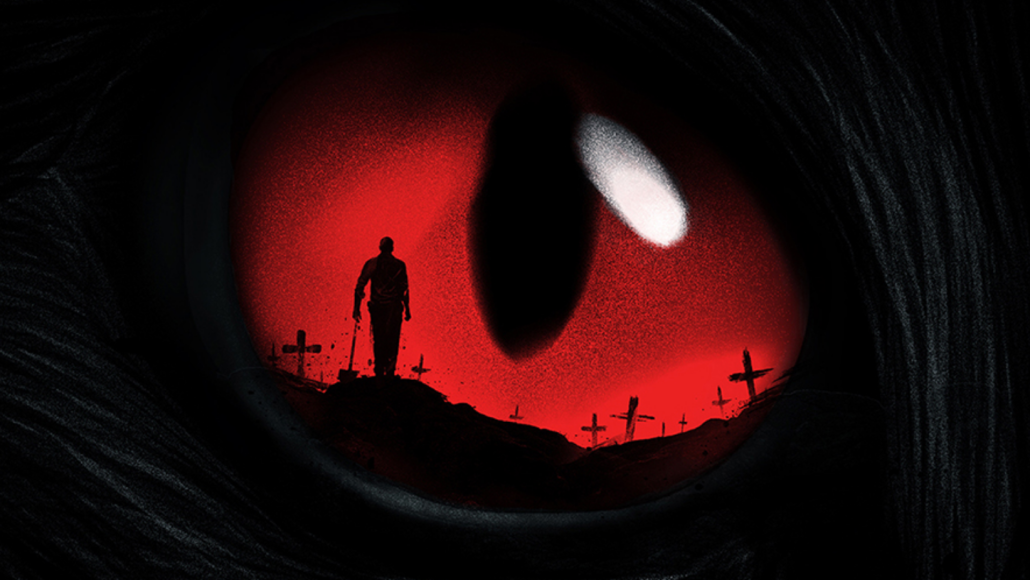 Pet Sematary, artwork by Laz Marquez