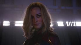 Brie Larson, Captain Marvel, Marvel Studios, Superhero Movie, Action, Super Bowl