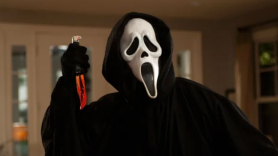 Ghostface Killer, Scream, Costume, Lottery Winner, Horror