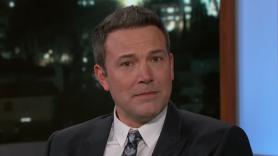 Ben Affleck, Jimmy Kimmel, ABC, Batman, Tom Brady