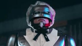RoboCop, Internet Humor, KFC, Colonel Sanders