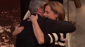 Steve Carell, Jenna Fischer, Busy Phillips, E!, The Office Reunion
