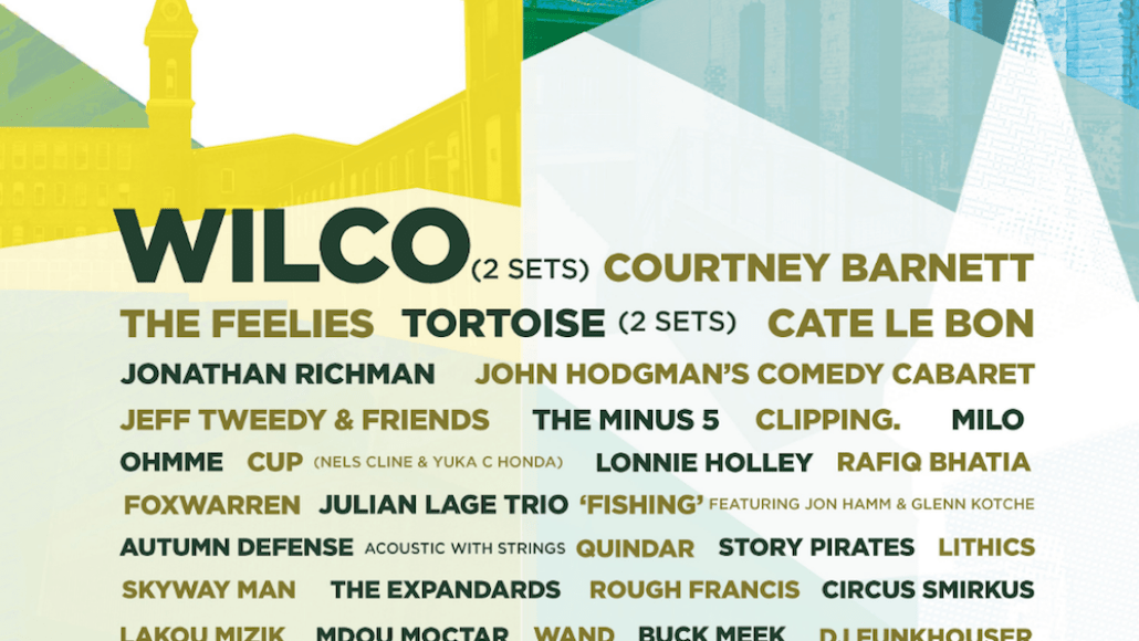 wilco's 2019 solid sound festival lineup