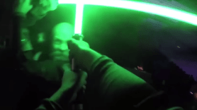 Star Wars Lightsaber Duel France Sport