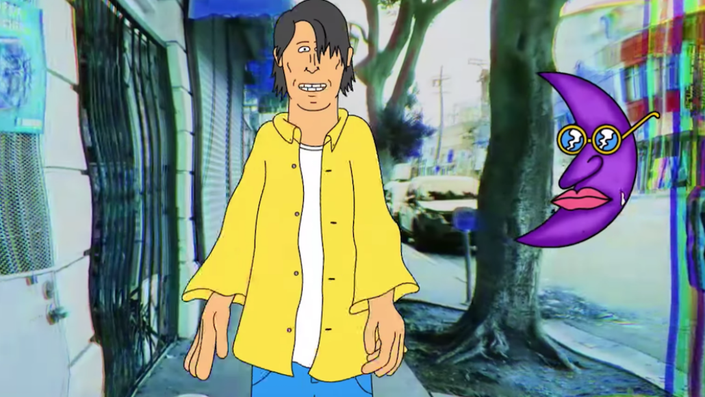 "Stephen Malkmus ""Rushing the Acid Fat"" new song music video release"